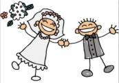 wedding stick people for ss